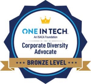 Corporate Diversity Advocate Digital Badge: Bronze Level