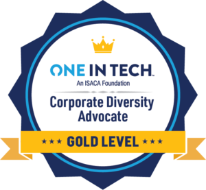 Corporate Diversity Advocate Digital Badge: Gold Level