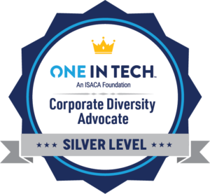 Corporate Diversity Advocate Digital Badge: Silver Level